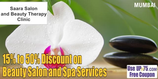 Saara Salon and Beauty Therapy Clinic offers India