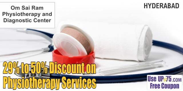 Om Sai Ram Physiotherapy and Diagnostic Center offers India