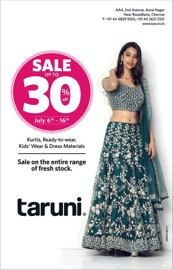 Taruni offers India
