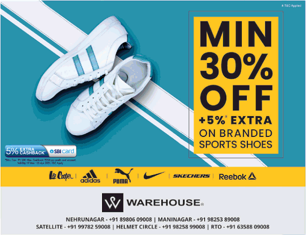 Warehouse offers India