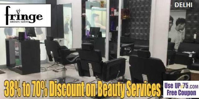 Fringe Unisex Salon offers India