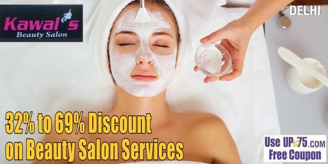 Kawals Beauty Salon offers India