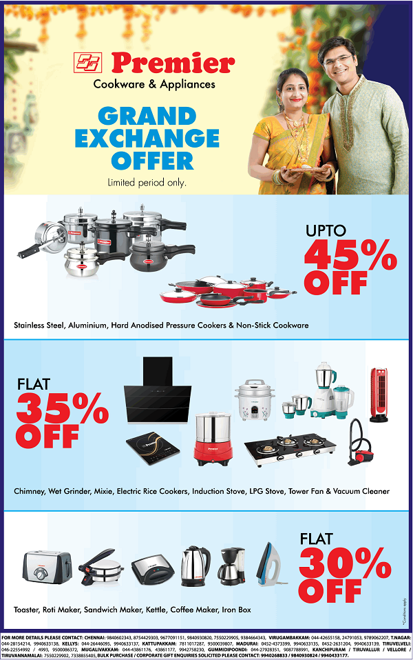 Premier offers India
