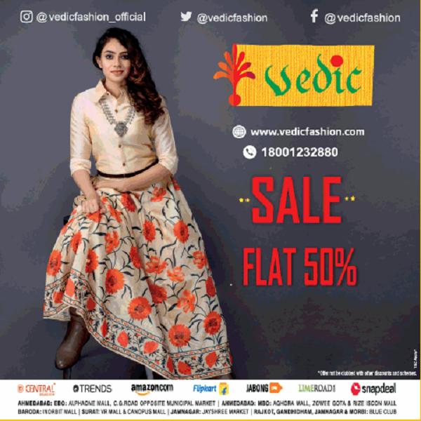 Vedic offers India