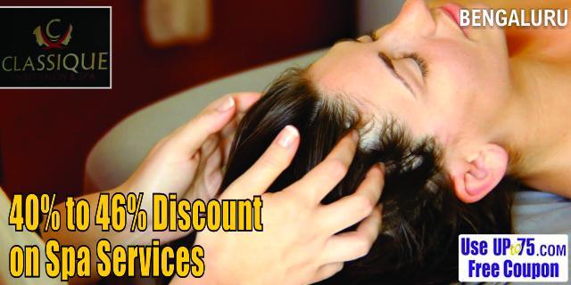 Classique Unisex Salon and Spa offers India