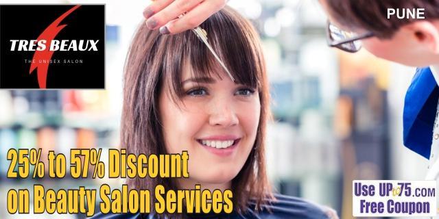 Tres Beaux Salon offers India