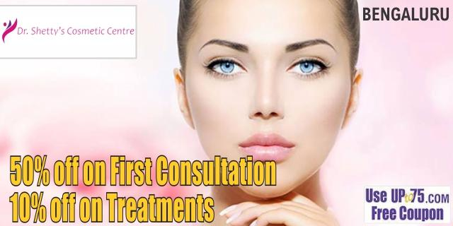 Dr Shettys Cosmetic Centre offers India