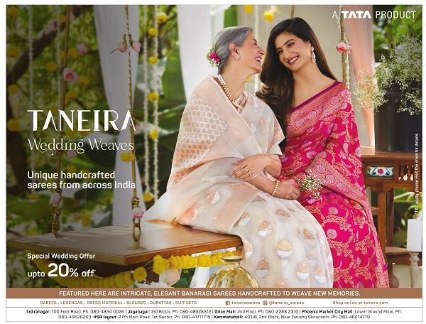 Taneira offers India