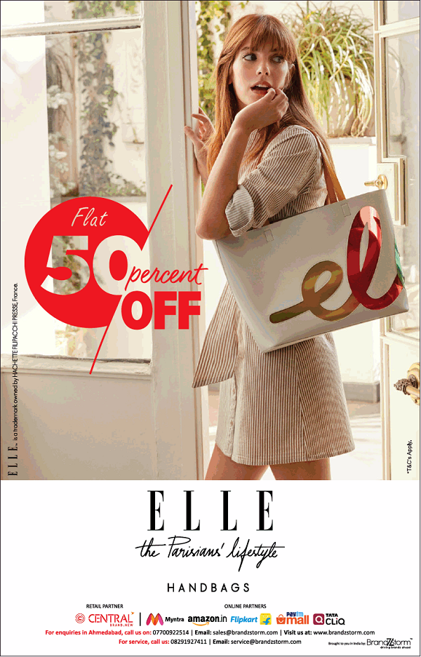 Elle offers India