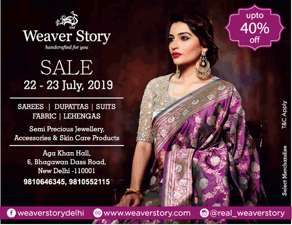 Weaver Story offers India