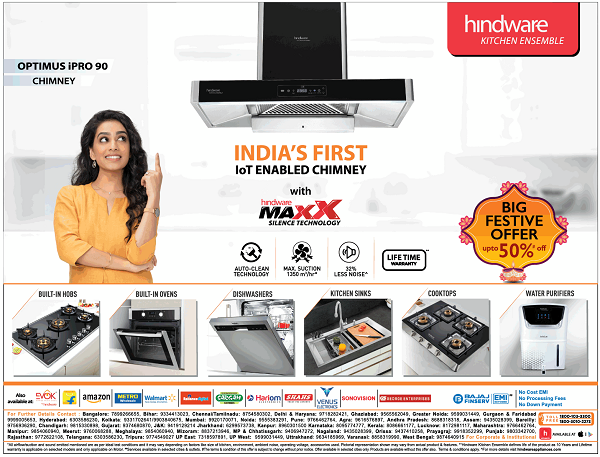 Hindware offers India