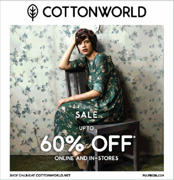 Cotton World offers India
