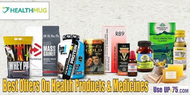 Healthmug offers India