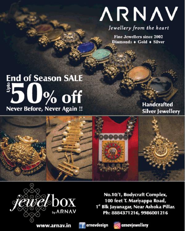 Arnav offers India