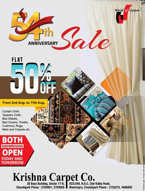 Krishna Carpet Co offers India