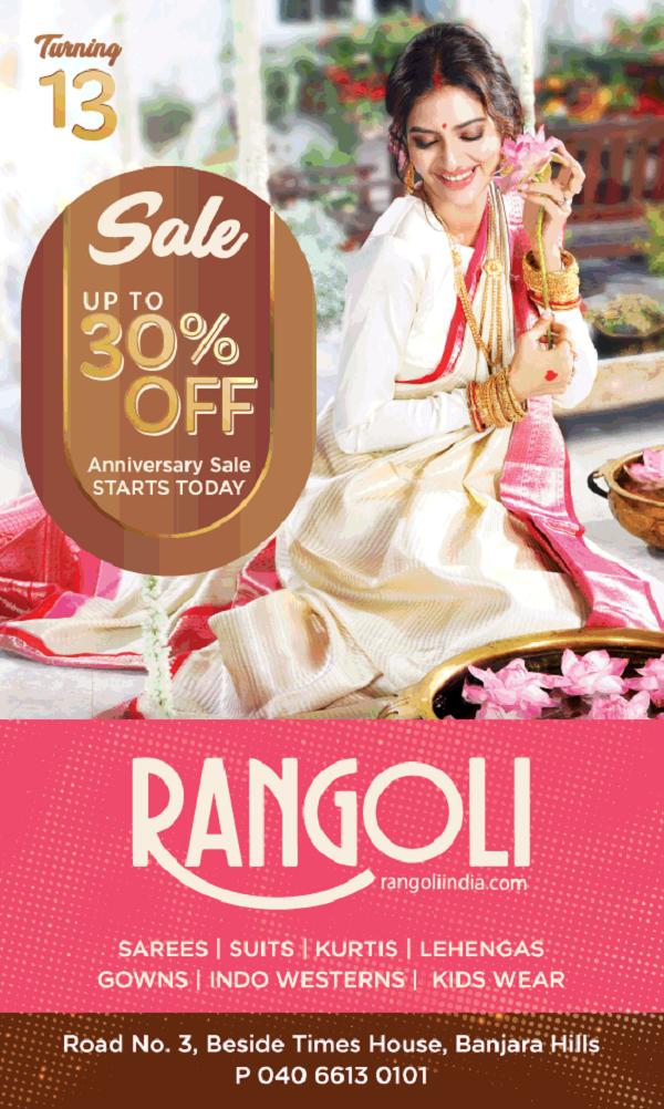 Rangoli offers India