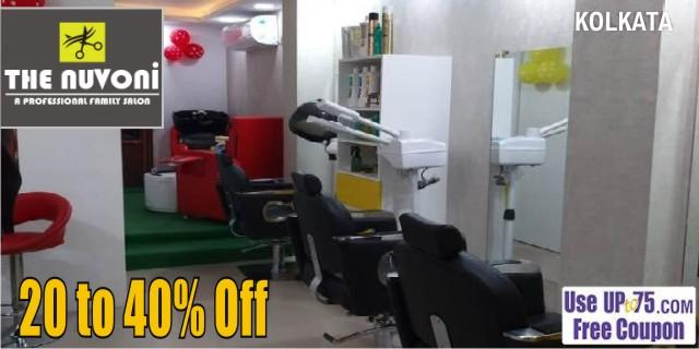 The Nuvoni Salon offers India
