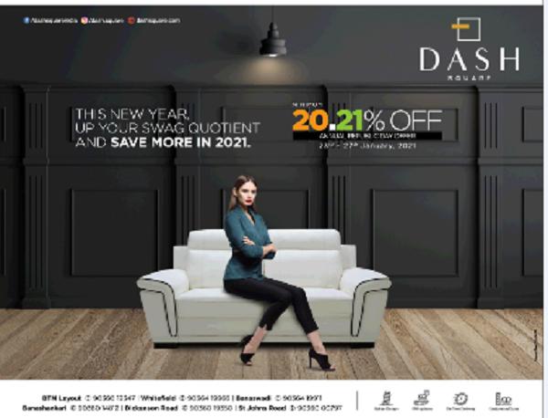 Dash Square offers India