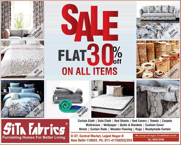 Sita Fabrics offers India