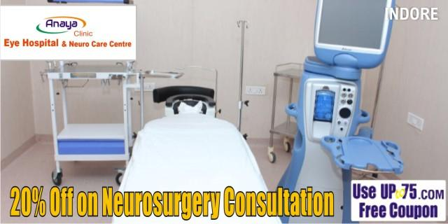 Anaya Clinic Eye Hospital and Neuro Care Centre offers India
