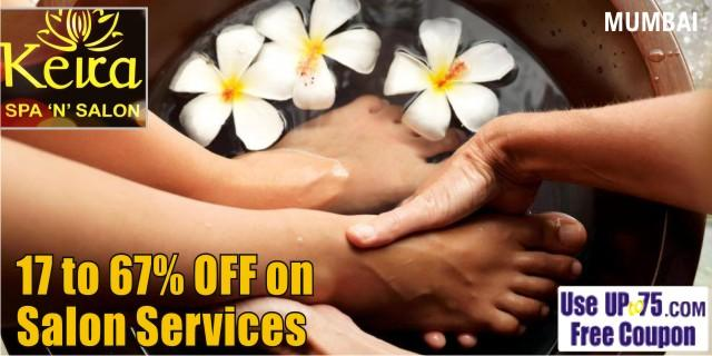 Keira Spa N Salon offers India