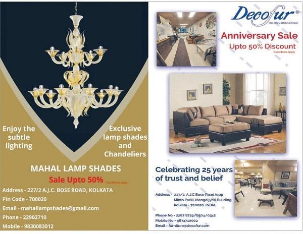 Decofur offers India