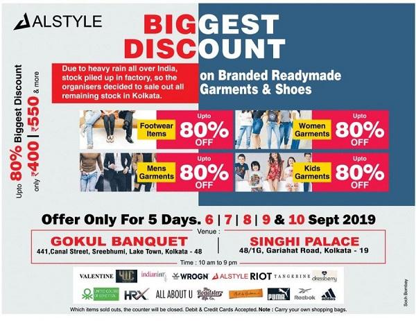 Alstyle offers India