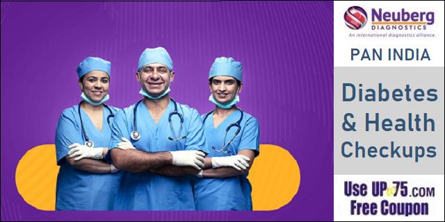 Neuberg Diagnostics offers India