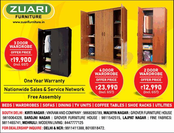 Zuari Furniture offers India