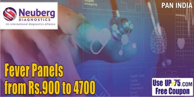 Neuberg Diagnostics offers India