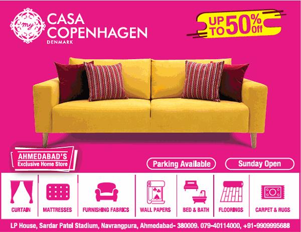 Casa Copenhagen offers India