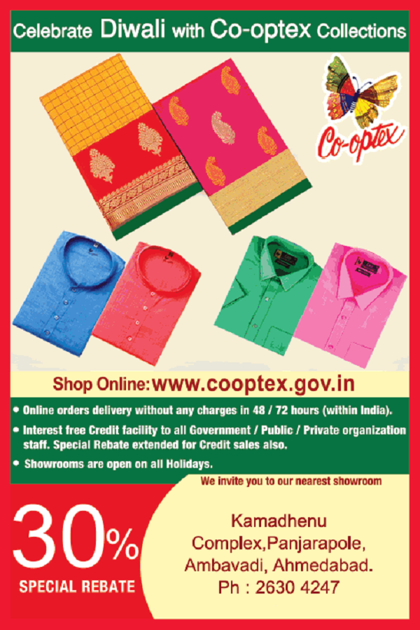 Co-Optex offers India