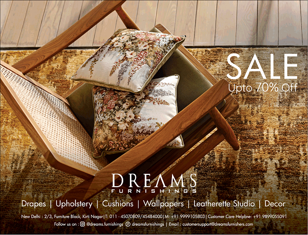 Dreams Furnishings offers India