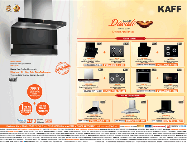 Kaff offers India