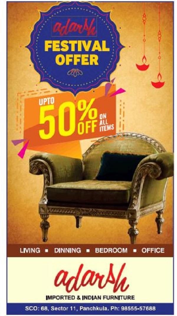 Adarsh Furniture offers India