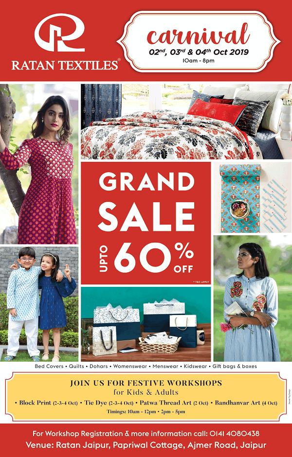 Ratan Textiles offers India