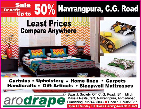 Aro Drape offers India