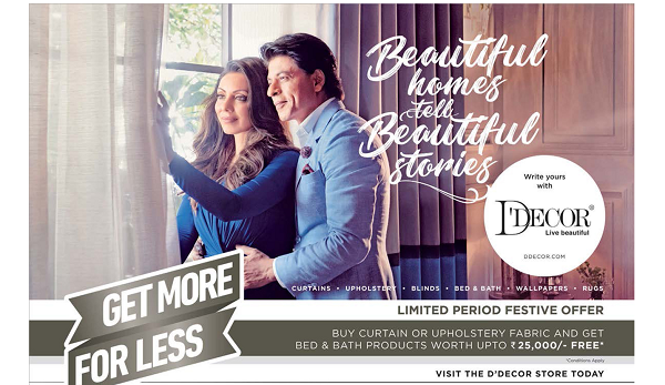DDecor offers India