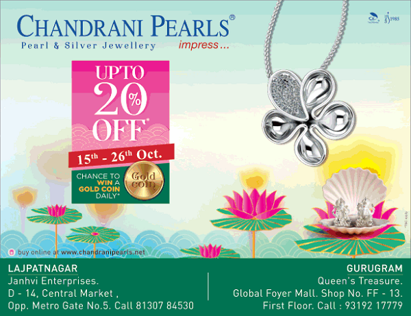 Chandrani Pearls offers India