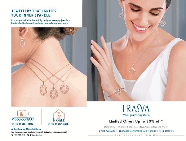 Irasva offers India