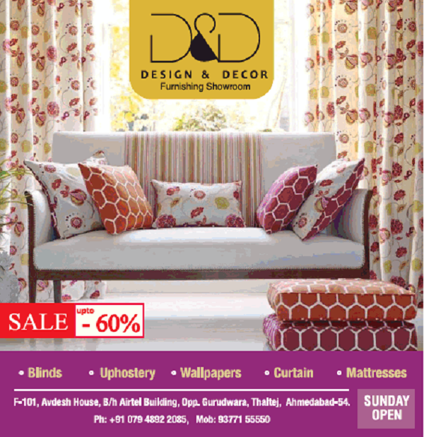Design and Decor offers India