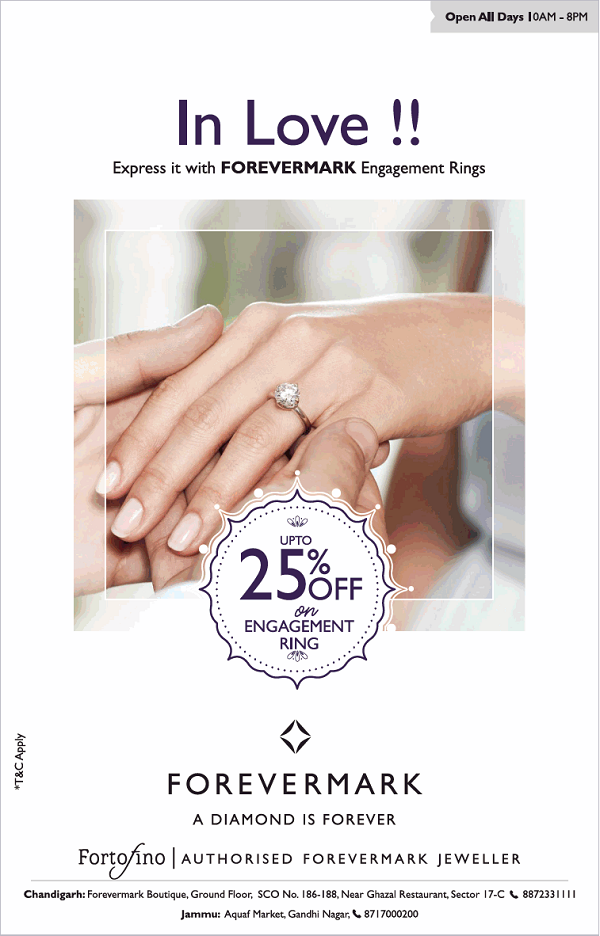 Forevermark offers India