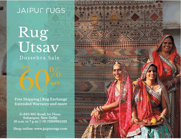 Jaipur Rugs offers India