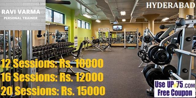 Ravi Varma Personal Trainer offers India