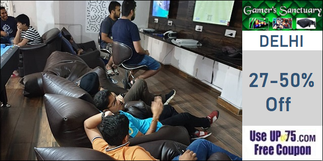 Gamers Sanctuary offers India