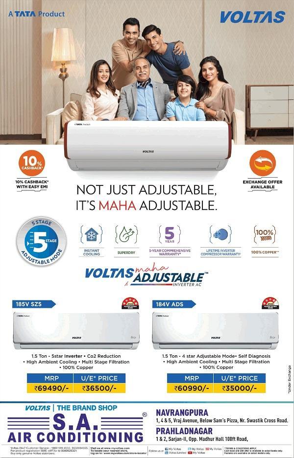 Voltas offers India