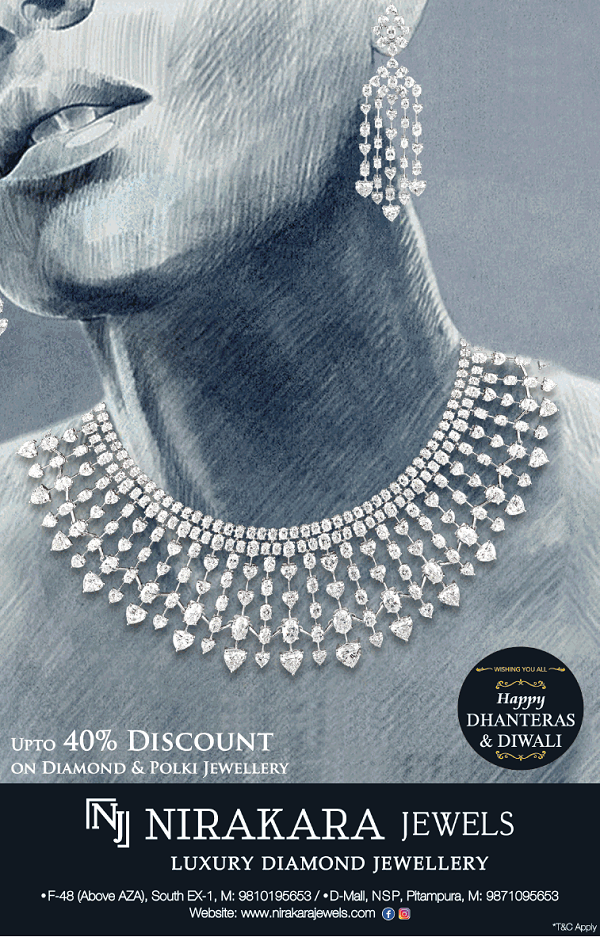 Nirakara Jewels offers India