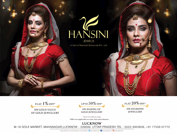 Hansini Jewels offers India