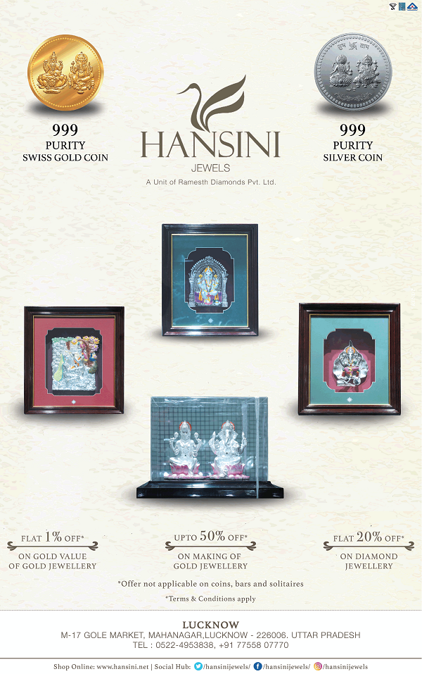 Hansini Jewels offers India