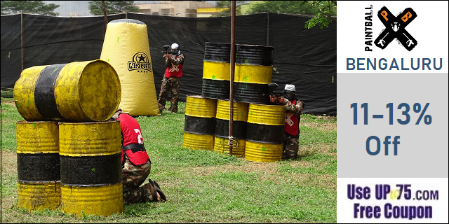 PaintBall X offers India